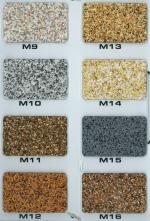 Soklové mozaikové omítkoviny DECORALL MOZAIKA!